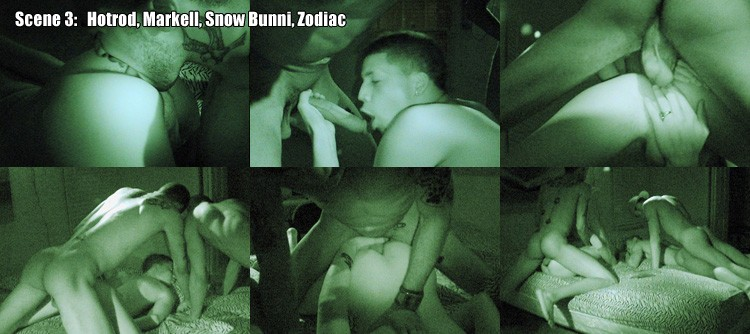 SCENE 3: Hotrod & Markell & Snow Bunni & Zodiac Video Preview