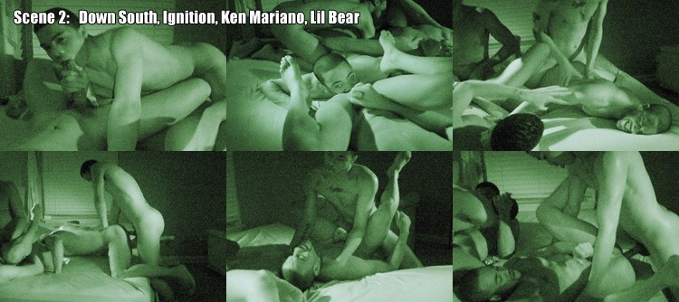 SCENE 2: Down South & Ignition & Ken Mariano & Lil Bear Video Preview