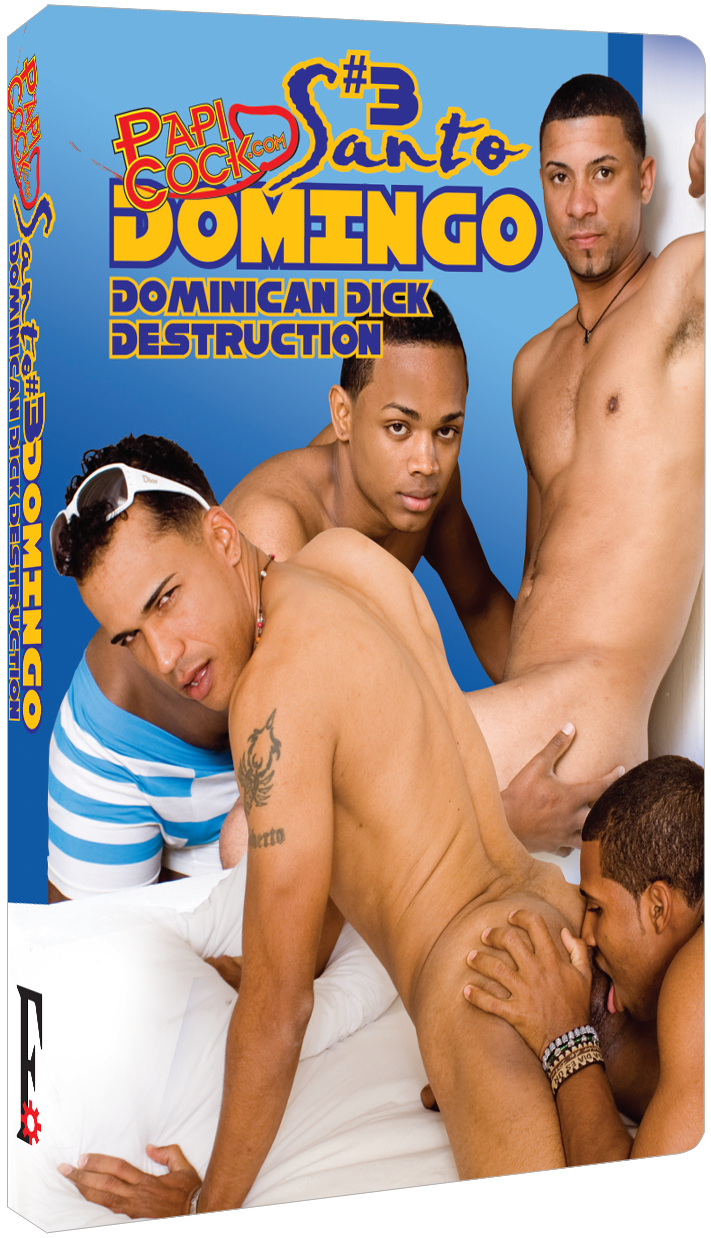 Santo Domingo Uncut #3: Dominican Dick Destruction