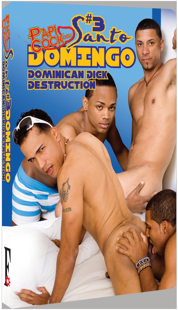 Santo Domingo Uncut #3: Dominican Dick Destruction