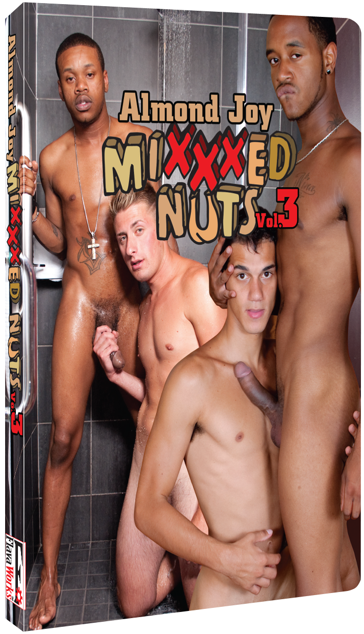 Mixxxed Nuts #3: Almond Joy