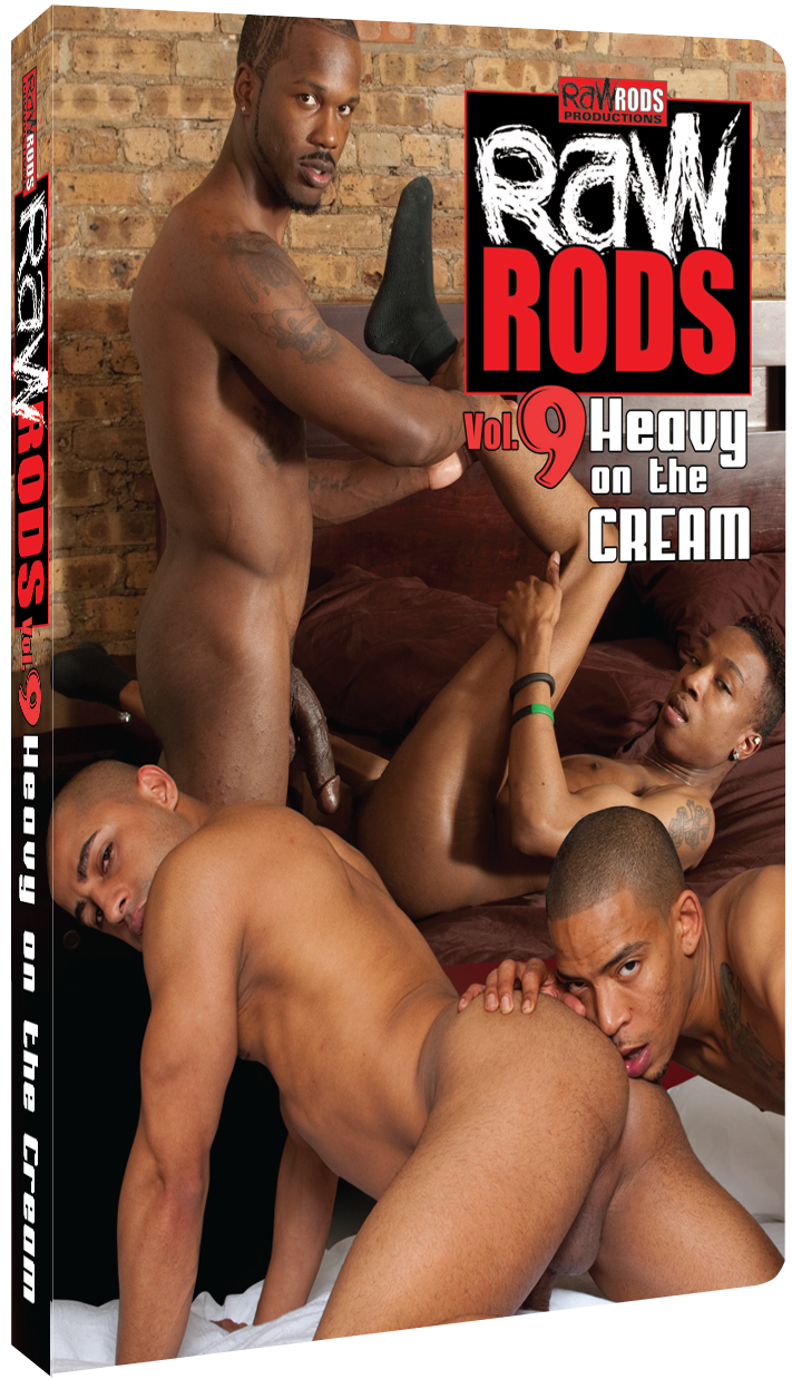 Raw Rods #9: Heavy on the cream