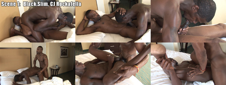 SCENE 1: Black Slim & CJ Rockafella Video Preview