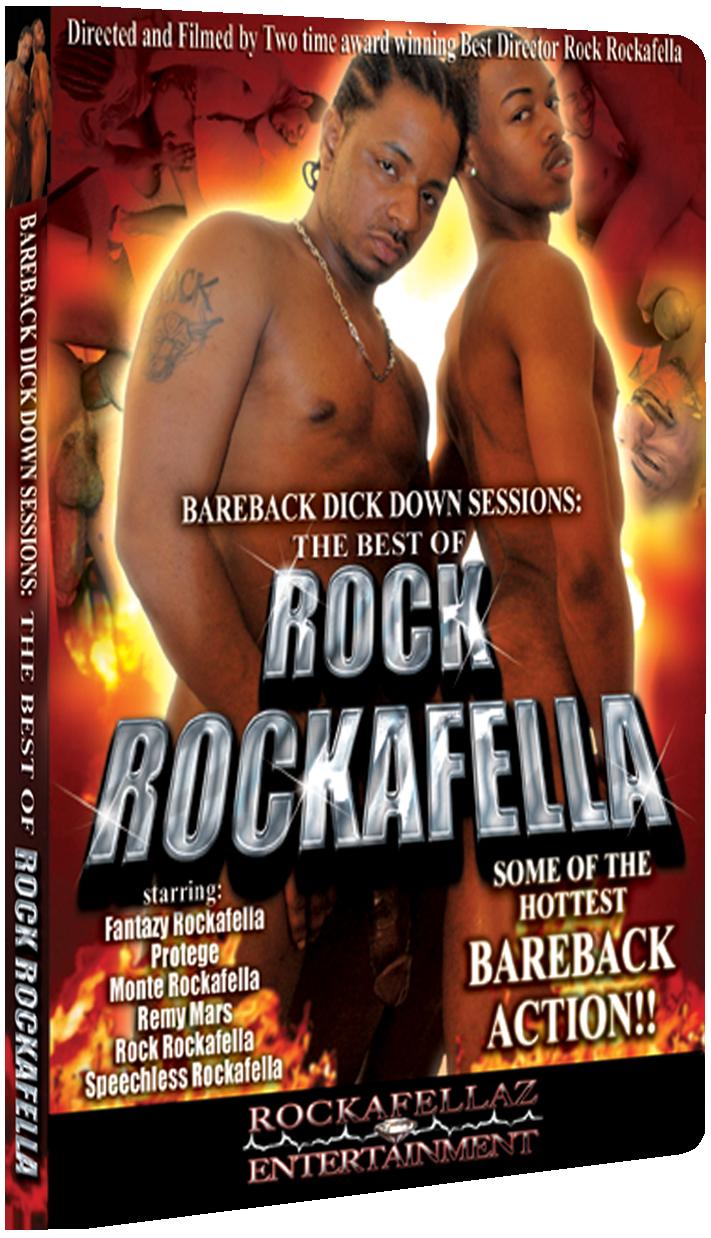 Bareback Dick Down Sessions: Best of Rock Rockafella
