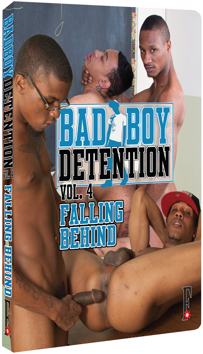 Bad Boy Detention #4 - Falling Behind