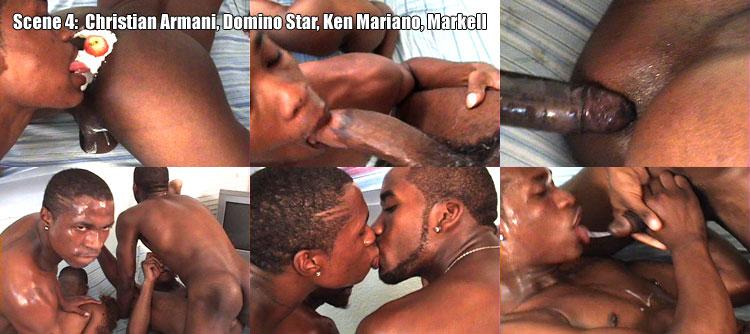 Dorm Life 18 - Cum Hard or Fuck Off - Scene 4: Christian Armani + Domino Star + Ken Mariano + Markell Video Preview