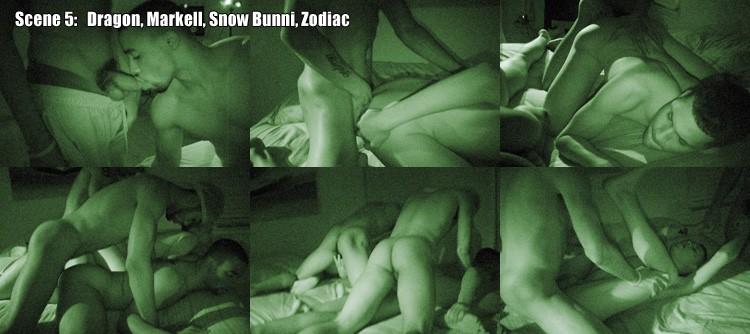 SCENE 5: Dragon & Markell & Snow Bunni & Zodiac Video Preview