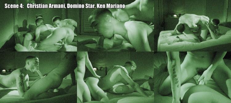 SCENE 4: Christian Armani & Domino Star & Ken Mariano Video Preview