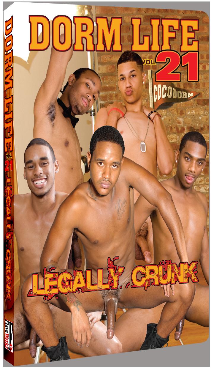 Dorm Life 21 - Legally Crunk
