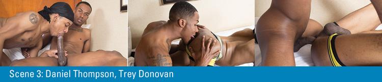 Raw & Nasty 8: The Big Load - Scene 3: Daniel Thompson + Trey Donovan Video Preview