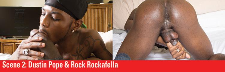 Rocks Boys Vol. 1 - Scene 2: Dustin Pope + Rock Rockafella Video Preview