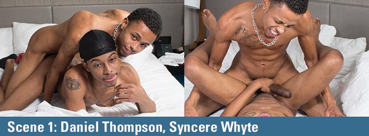 SCENE 1: Daniel Thompson & Syncere Whyte Video Preview