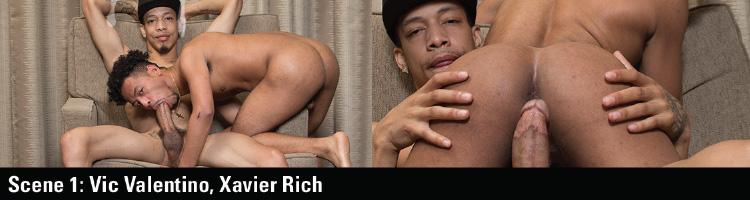SCENE 1: Vic Valentino & Xavier Rich - CUM INSIDE Video Preview
